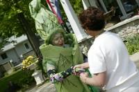 An Asparagus Festival Encounter
