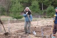 Building the Community Garden 2012